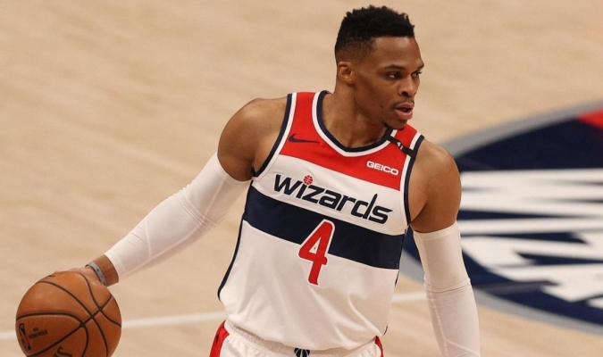 Westbrook sumó 25 puntos, 11 asistencias y 15 rebotes/Foto cortesía