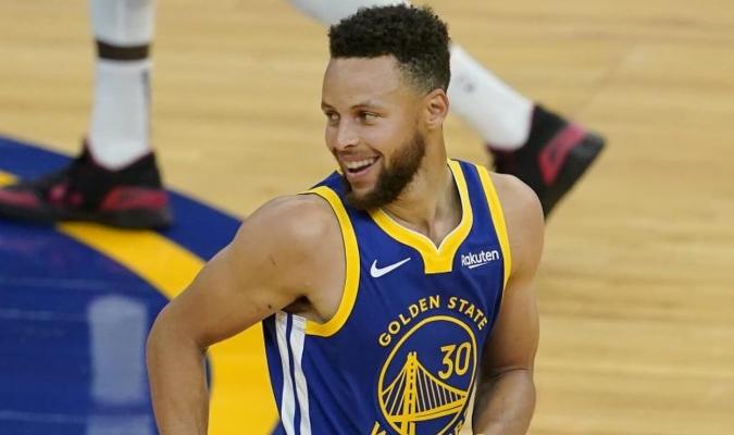 Curry mantuvo su mejor inspiración encestadora/Foto cortesía