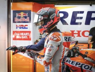 Márquez volvió a las pistas tras nueve meses de inactividad/Foto cortesía