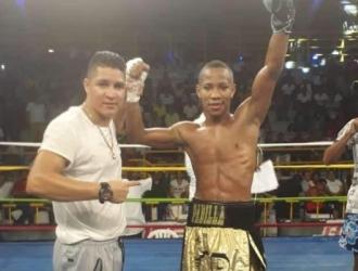 El venezolano comparte con boxeadores veteranos