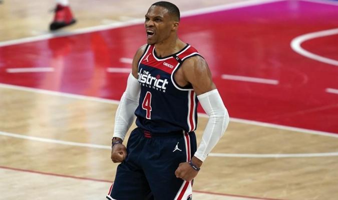Westbrook volvió a impresionar con su baloncesto/Foto cortesía