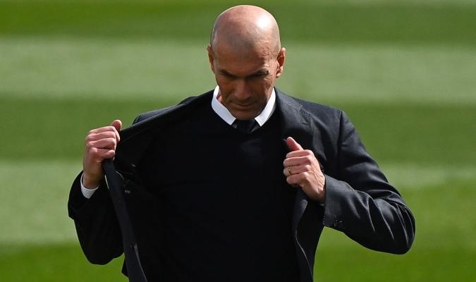 Zinedine Zidane vuelve a contar con parte de su defensa/Foto cortesía