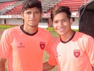 """""""En casa tenemos que ganar"""", dijeron los juveniles Wilfredo Peña y Ángelo Lucena"""