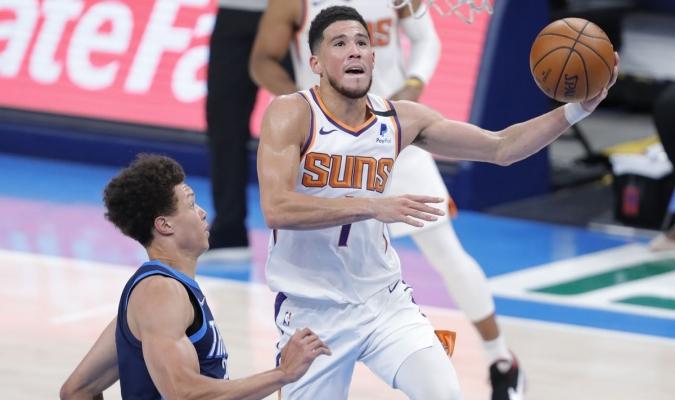 Suns empata el liderato de la Conferencia Oeste con Jazz / foto cortesía