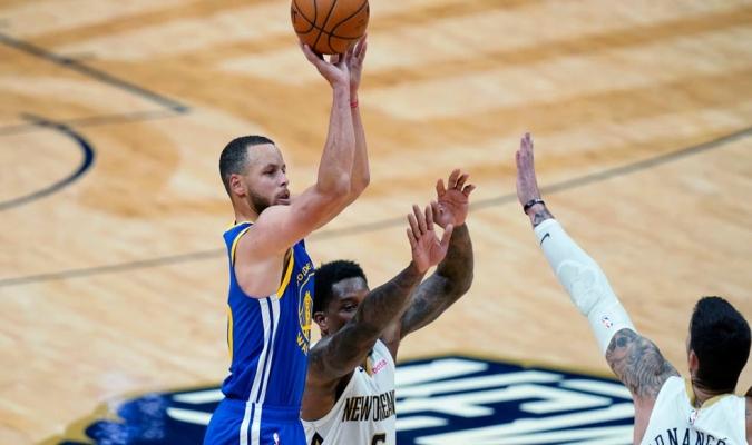 Los Warriors actualmente ocupan el noveno puesto en la Conferencia Oeste / foto cortesía