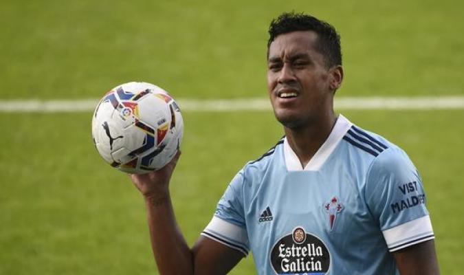 El internacional peruano Renato Tapia/Foto cortesía