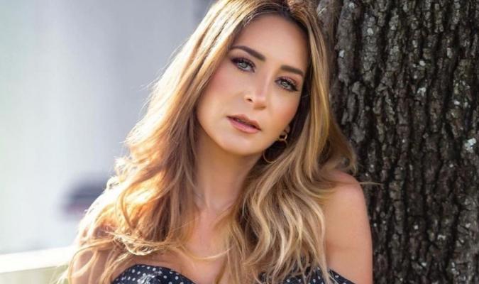 La actriz mexicana Geraldine Bazán/Foto cortesía
