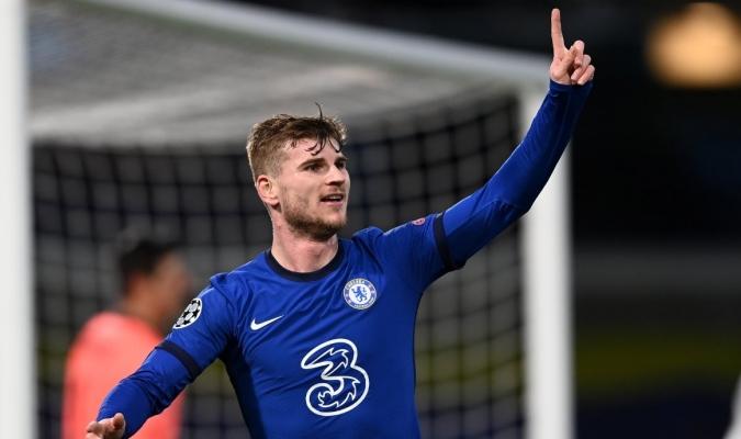 Dio muchas indicaciones en el ataque blue| @ChelseaFC