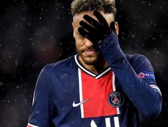El fracaso del PSG en la competición europea llega en un año vital para el club parisino/Foto cort