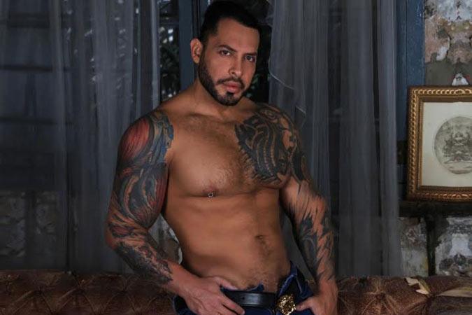 Rom es un actor venezolano / Foto: Cortesía