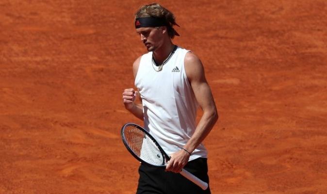Zverev: Para ganar a Nadal en Madrid y en tierra tienes que dar lo mejor