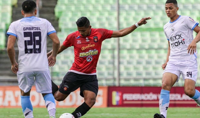 Los avileños llegaron a nueve puntos, todos obtenidos en la capital  Prensa Caracas F.C.