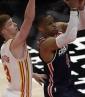 A 182 triples-dobles llegó el histórico basquetbolista| AP