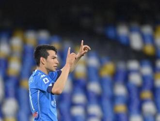 El mexicano Lozano anotó y dio comodidad a los de Gattuso| AP