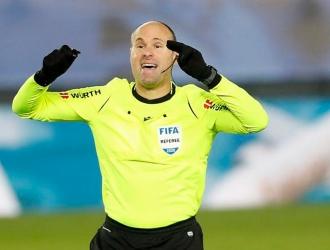 Mateu Lahoz arbitrará la final de la Liga de Campeones/Foto cortesía
