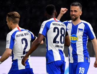 El Hertha vino de atrás para obtener 3 puntos importantes / Foto cortesía