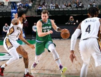 La victoria acercó a los Mavericks a un puesto directo a los 'playoffs' / foto cortesía