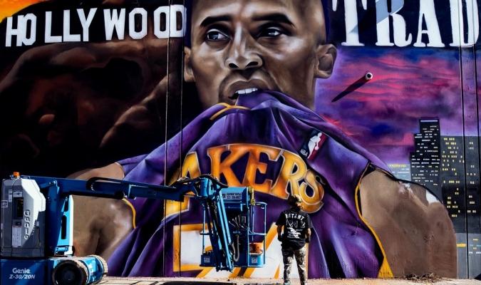 Se creó una exhibición especial en honor a Kobe Bryant