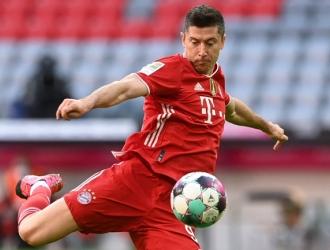 Lewandowski tiene todavía una jornada más