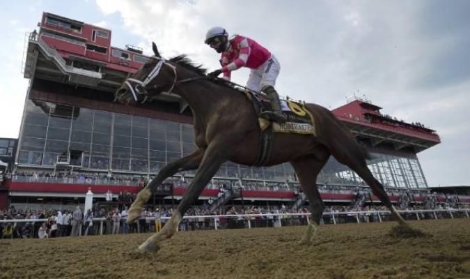 Hubo sorpresa en el Derby de los Girasoles / Foto: Dayton Daily News