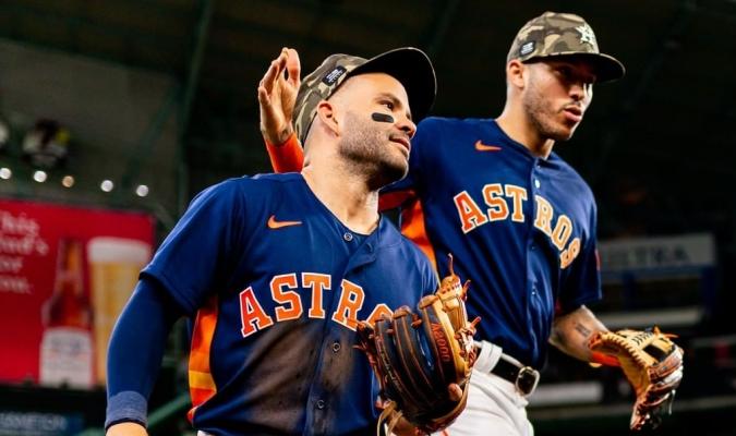 El carabobeño prendió la mecha  @Astros