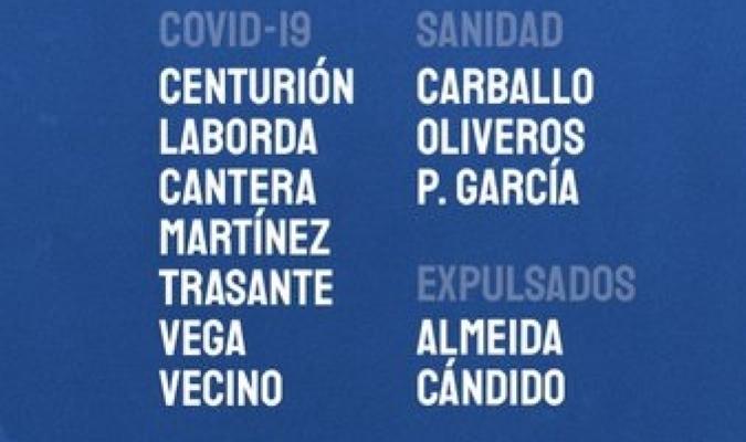 Varios mediocampistas se contagiaron de COVID-19| @Nacional