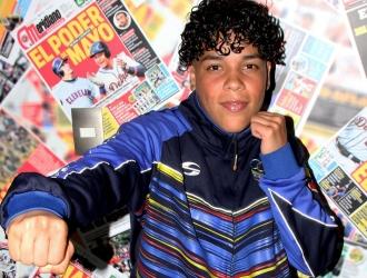 La criolla es la tercera clasificada del boxeo / David Urdaneta