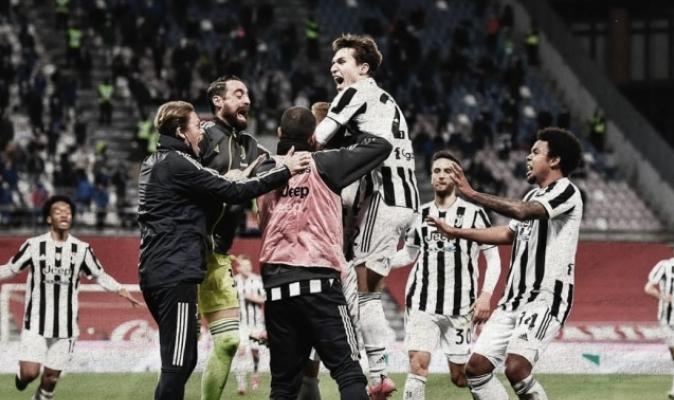 Es el título 14 de la Juventus en el torneo  @JuventusFCEn