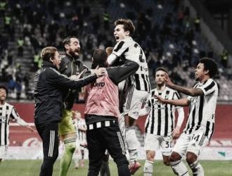 Es el título 14 de la Juventus en el torneo| @JuventusFCEn