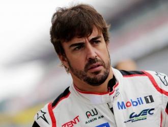 Alonso quedó fuera en este primera ronda de clasificación / Foto cortesía