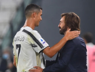 Pirlo desestima los rumores que alejan a Cristiano del conjunto italiano / Foto cortesía