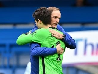 El Chelsea realizará este lunes una sesión de recuperación / foto cortesía