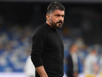 Gattuso llegó al Nápoles en diciembre de 2019 en sustitución de Carlo Ancelotti/Foto cortesía