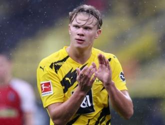 El noruego es uno de los mejores jugadores de la actualidad en Alemania / Foto cortesía