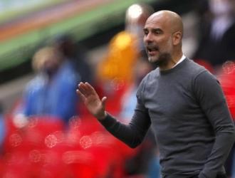 Pep Guardiola, entrenador del Manchester City/Foto cortesía