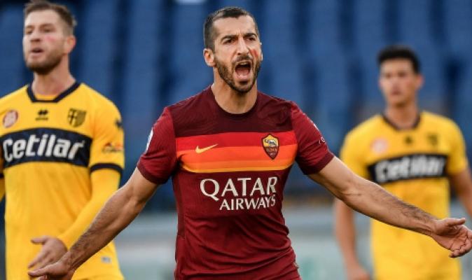 El armenio llegó desde el United y se convirtió en uno de los referentes del club italiano / Foto