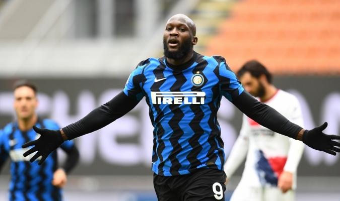 Lukaku no desveló quién sería el próximo técnico del Inter / foto cortesía