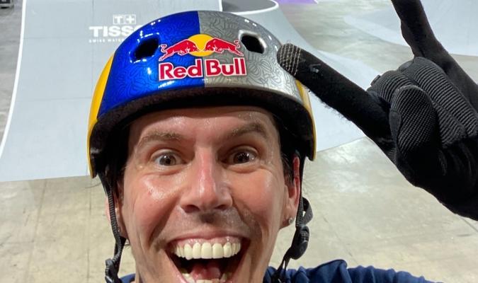 El ciclista se acerca a los Olímpicos| @DanielDhers