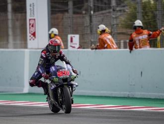 Es el líder del mundial de MotoGP