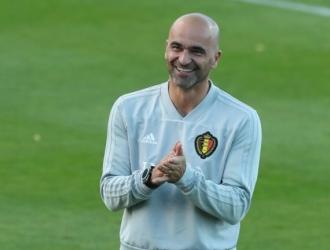 El seleccionador de Bélgica, Roberto Martínez/Foto cortesía