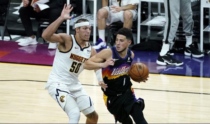 Los Nuggets se derriten en Phoenix y los Suns se adelantan 1-0 | Baloncesto  123| Meridiano.net
