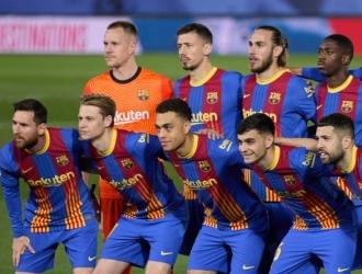La plantilla del Barcelona arrancará la temporada 2021-22 el próximo 9 de julio/Foto cortesía