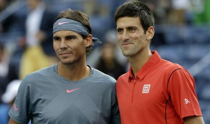 Nadal busca su Grand Slam 21 para romper el empate con Federer / Foto cortesía
