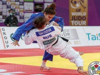 Es apenas la quinta criolla que consigue un 5to lugar en un Mundial de Judo / IFJ
