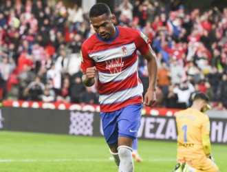 El guaireño fue uno de los mejores centrocampistas de la LaLiga con el Granada