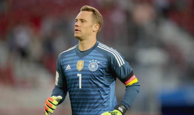 La carrera de Neuer con Alemania empezó en 2009/Foto cortesía