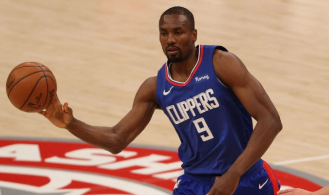 Serge Ibaka no jugará en lo que queda de temporada en la NBA/Foto cortesía