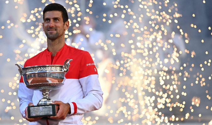 Djokovic no oculta su ambición: