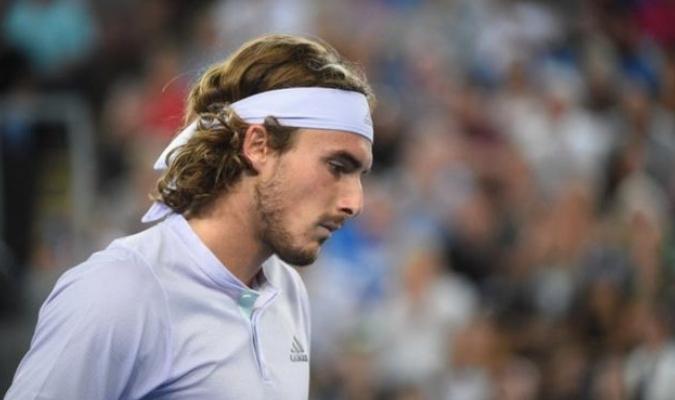 El tenista griego Stefanos Tsitsipás/Foto cortesía
