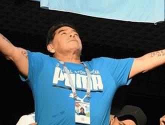 Maradona falleció el 25 de noviembre